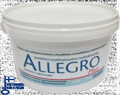 Allegro Plus näytepakkaus 500g