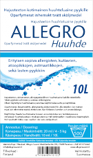 Allegro Fabric softener 10L